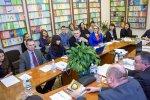Круглий стіл на тему: «Проблеми реалізації і захисту прав і свобод людини та громадянина в Україні».