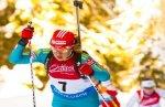 Анастасія Меркушина представлятиме Україну на Чемпіонаті Європи з біатлону