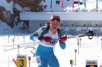 Анастасія Меркушина змагатиметься у спринті серед юніорок