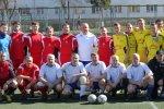 У ТНЕУ відбувся товариський матч із міні-футболу