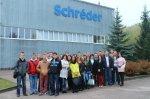 Студенти факультету фінансів відвідали ТОВ «Schreder»