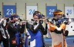 Чемпіонат України серед студентів з кульової стрільби