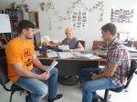 Консультування студентів і випускників Тернопільського національного економічного університету з питань пошуку роботи працівниками Центру працевлаштування та зв`язків з випускниками університету