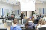 """Презентація «Перспективи роботи в ІТ-сфері» від компанії """"Yaware"""" (22 і 28 жовтня 2015 р.)"""