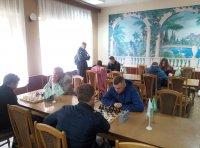 Шаховий турнір на  за участю студентів та викладачів ФАЕМ