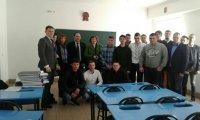 Захист дипломних робіт у Чортківському навчально-науковому інституті підприємництва і бізнесу ТНЕУ