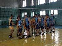 Вітаємо призерів змагань з волейболу!