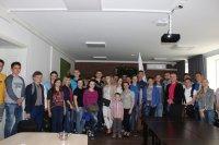 Науковий семінар для студентів факультету аграрної економіки та менеджменту в Агрохолдингу «МРІЯ»