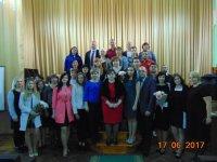 Зустріч випускників у Чортківському навчально-науковому інституті підприємництва і бізнесу ТНЕУ