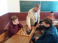 Відбулися змагання «Лідер шахової мережі»