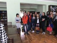 Першокурсники ФАЕМ побували у Бібліотеці ім. Л. Каніщенка ТНЕУ