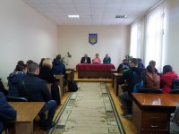 Зустріч студентів ТНЕУ з працівниками Управління державної казначейської служби України у Чортківському районі
