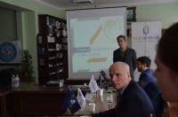 Відбулася зустріч студентів з представниками інвестиційної компанії «Empire State Capital Partners Ukraine» та Бізнес Інкубатор Груп Україна