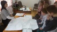 Студенти спеціальності «Геодезія та землеустрій» ТНЕУ побували в ДП «Тернопільський науково-дослідний і проектний інститут землеустрою»
