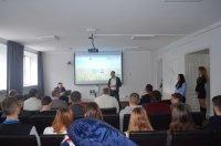 Навчальна екскурсія студентів факультету аграрної економіки та менеджменту в Агрохолдинг «Мрія»