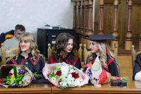 Дипломи магістрів отримали випускники ФАЕМ