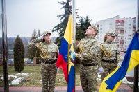 У ТНЕУ урочисто підняли державний прапор Еквадору